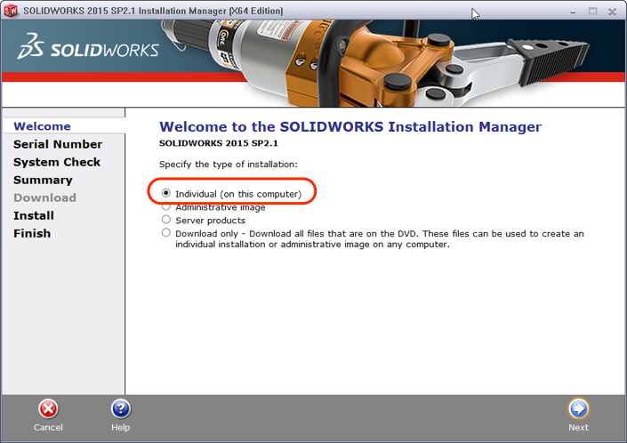 SolidWorks 7