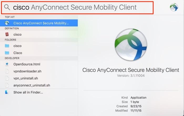 Mac VPN Finder